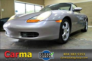 2002 Porsche Boxster for sale in Duluth, GA