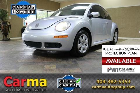 2007 Volkswagen New Beetle for sale in Duluth, GA