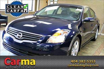 2007 Nissan Altima for sale in Duluth, GA
