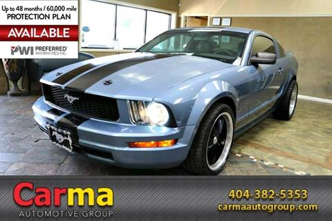 2005 Ford Mustang for sale in Duluth, GA