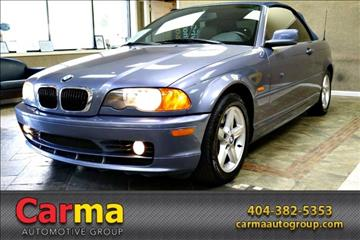 2002 BMW 3 Series for sale in Duluth, GA