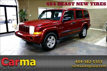2006 Jeep Commander for sale in Duluth, GA