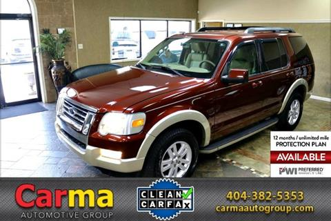 2009 Ford Explorer for sale in Duluth, GA