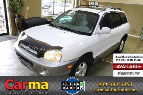 2006 Hyundai Santa Fe for sale in Duluth, GA