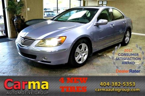 2005 Acura RL for sale in Duluth, GA