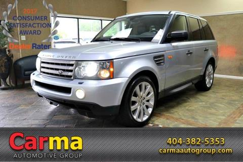 2006 Land Rover Range Rover Sport for sale in Duluth, GA