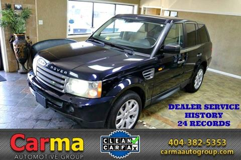 2007 Land Rover Range Rover Sport for sale in Duluth, GA
