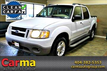 2003 Ford Explorer Sport Trac for sale in Duluth, GA