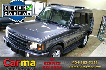 2004 Land Rover Discovery for sale in Duluth, GA