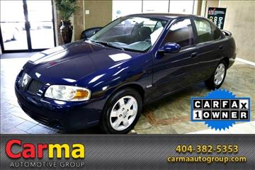 2006 Nissan Sentra for sale in Duluth, GA