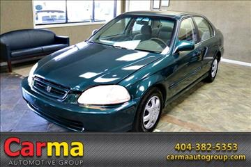 1998 Honda Civic for sale in Duluth, GA