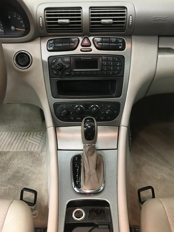 2003 Mercedes-Benz C-Class C 320 2dr Hatchback - Yorkville IL