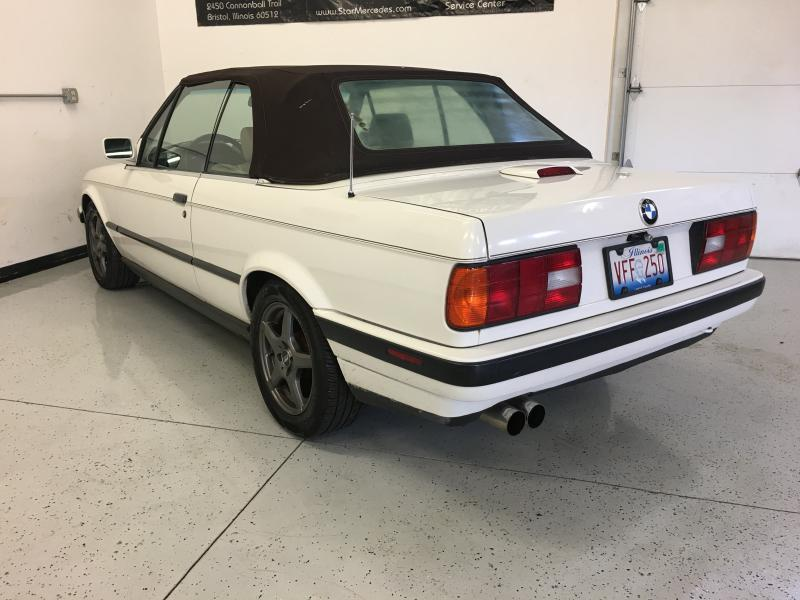 1991 BMW 3 Series 325i 2dr Convertible - Yorkville IL