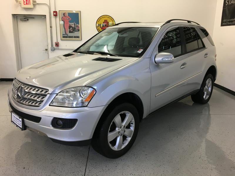 2006 Mercedes-Benz M-Class AWD ML 500 4MATIC 4dr SUV - Yorkville IL