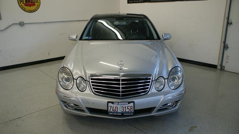 2007 Mercedes-Benz E-Class AWD E 550 4MATIC 4dr Sedan - Yorkville IL