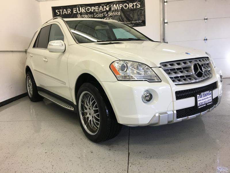 2009 Mercedes-Benz M-Class AWD ML 550 4MATIC 4dr SUV - Yorkville IL