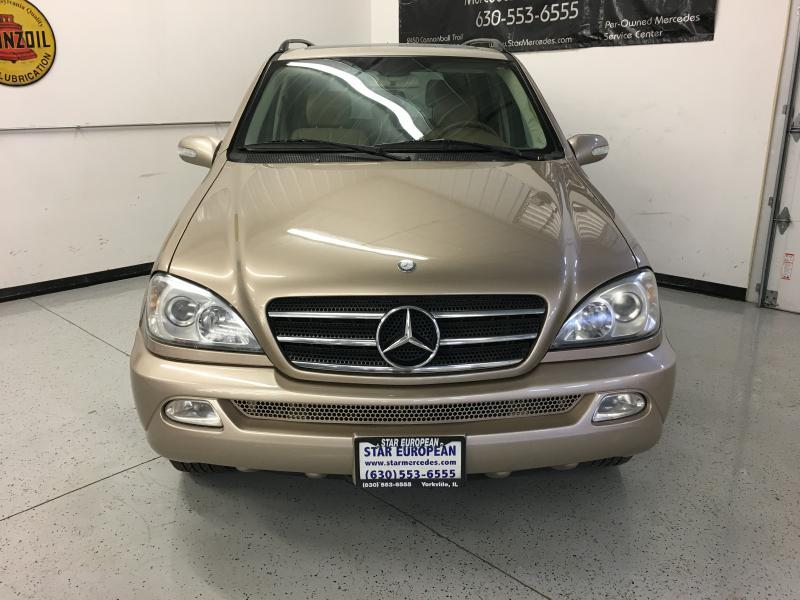 2005 Mercedes-Benz M-Class ML500 AWD 4MATIC 4dr SUV - Yorkville IL