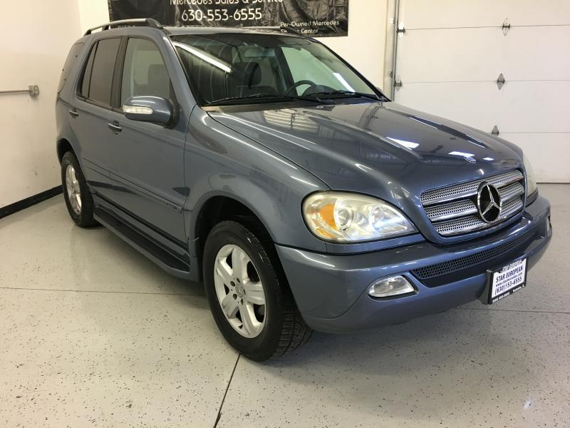 2005 Mercedes-Benz M-Class AWD ML 350 4MATIC 4dr SUV - Yorkville IL
