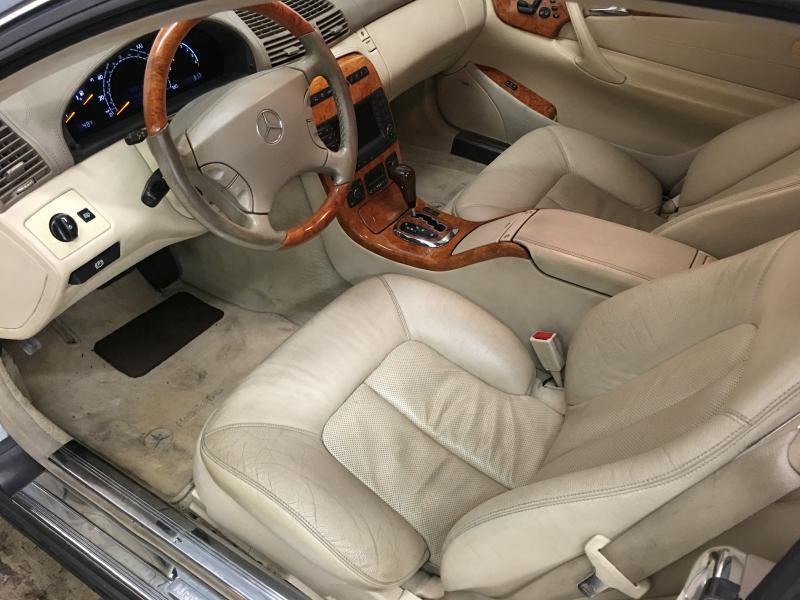 2004 Mercedes-Benz CL-Class CL500 2dr Coupe - Yorkville IL