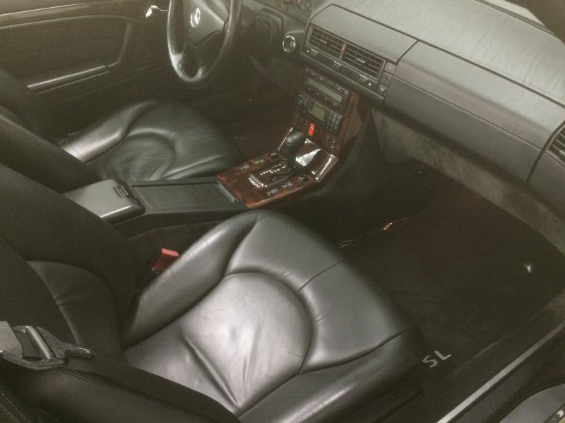 1999 Mercedes-Benz SL-Class SL 500 2dr Convertible - Yorkville IL