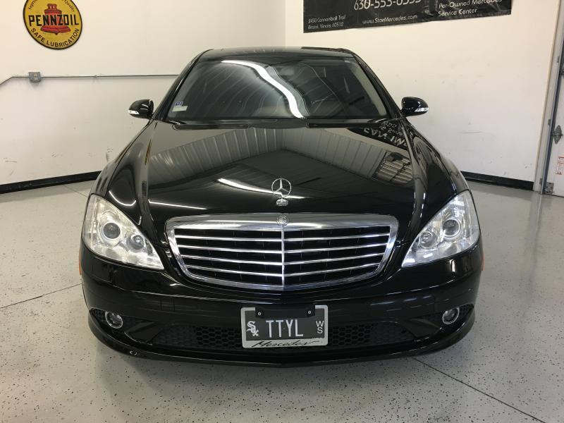 2007 Mercedes-Benz S-Class S 550 4dr Sedan - Yorkville IL