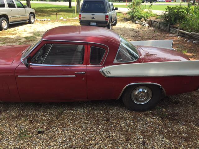 1960 Studebaker Hawk  - Laurel MS