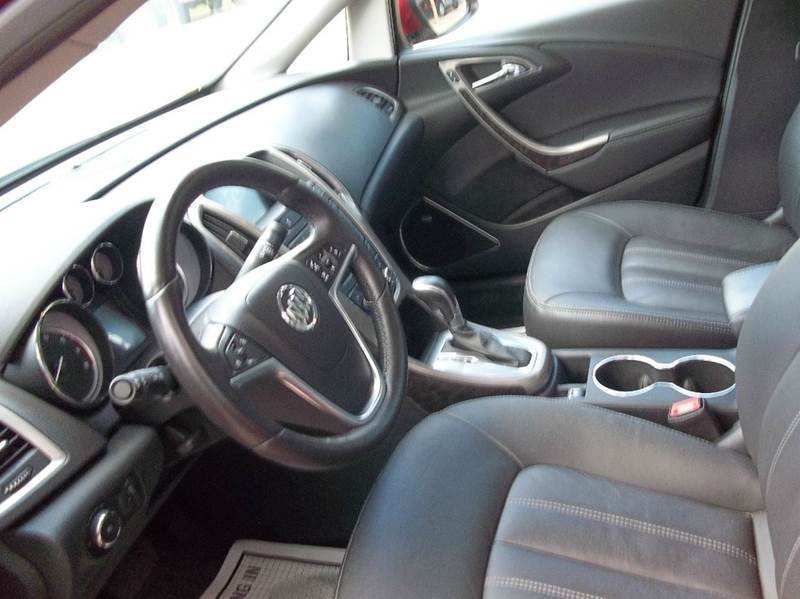 2016 Buick Verano Leather Group 4dr Sedan - Laurel MS