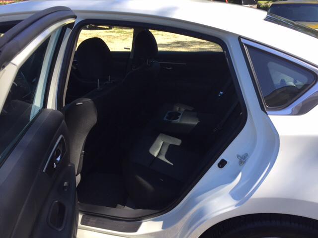 2016 Nissan Altima 2.5 SR 4dr Sedan - Laurel MS
