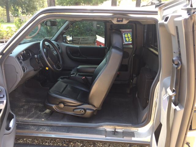 2009 Ford Ranger 4x4 FX4 Off-Road 4dr SuperCab SB - Laurel MS