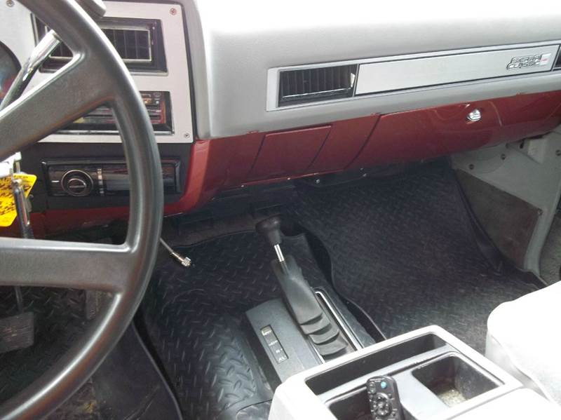 1981 GMC Jimmy 2dr 4WD SUV - Laurel MS