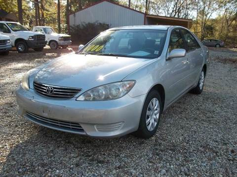 2005 Toyota Camry for sale in Laurel, MS