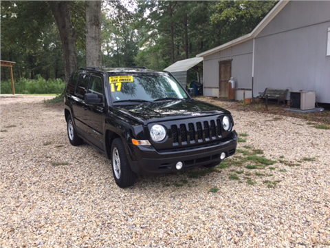 2017 Jeep Patriot for sale in Laurel, MS