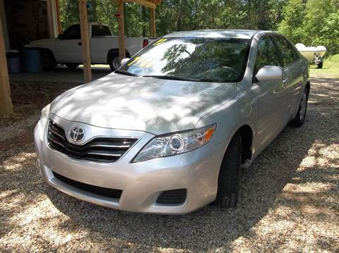 2011 Toyota Camry for sale in Laurel, MS