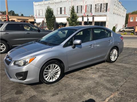 2012 Subaru Impreza for sale in Marion, VA