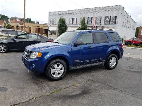 2008 Ford Escape for sale in Marion, VA