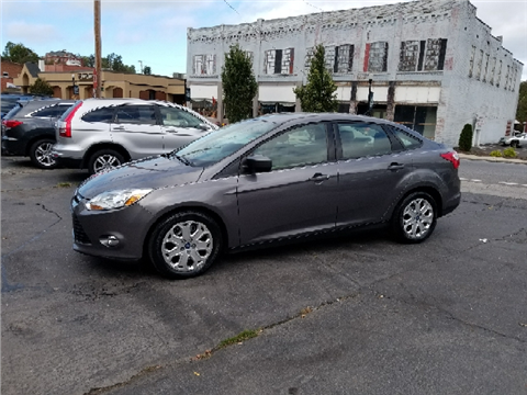 2012 Ford Focus for sale in Marion, VA