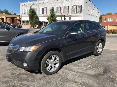 2013 Acura RDX for sale in Marion, VA