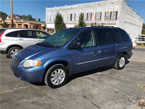 2007 Chrysler Town and Country for sale in Marion, VA
