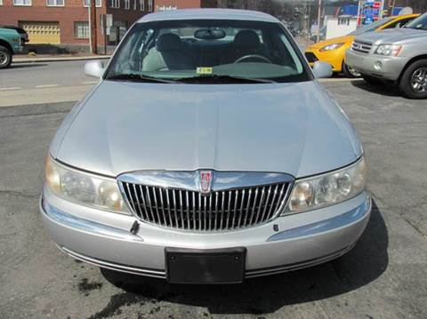 1999 Lincoln Continental for sale in Marion, VA