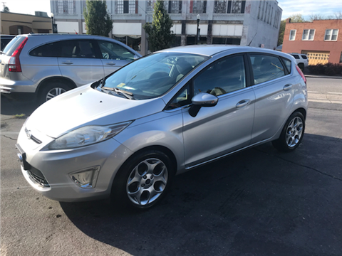 2011 Ford Fiesta for sale in Marion, VA