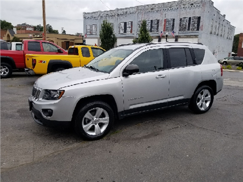 2014 Jeep Compass for sale in Marion, VA