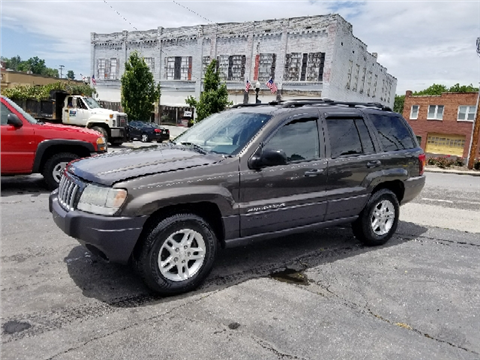2004 Jeep Grand Cherokee for sale in Marion, VA