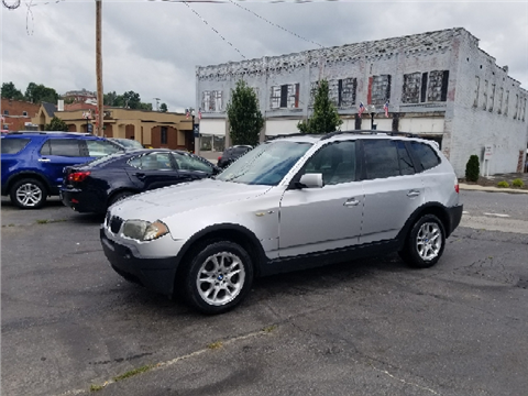 2004 BMW X3 for sale in Marion, VA