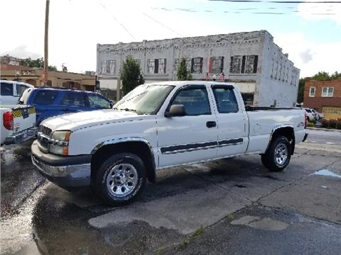 2005 Chevrolet Silverado 1500 for sale in Marion, VA