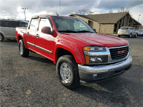 2008 GMC Canyon for sale in Angola, IN
