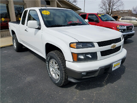 2011 Chevrolet Colorado for sale in Angola, IN