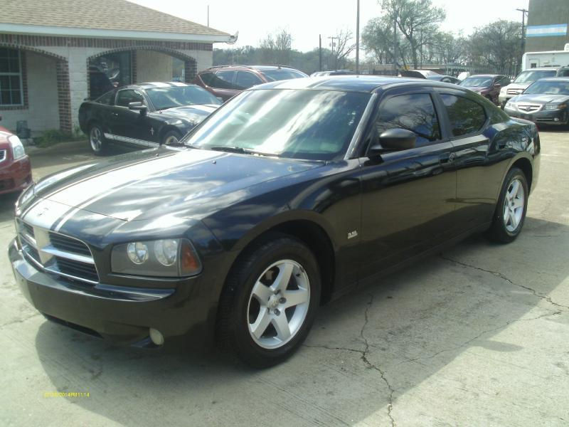 2009 dodge charger sxt 4dr sedan in dallas tx danny auto. Black Bedroom Furniture Sets. Home Design Ideas