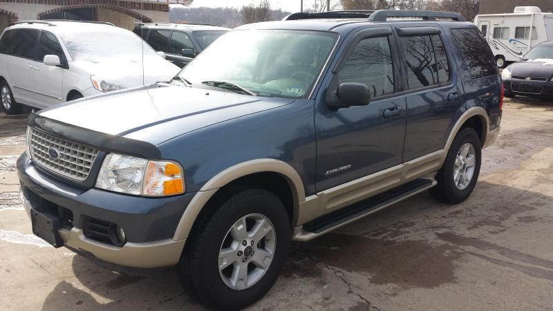 2005 ford explorer eddie bauer 4dr suv in dallas tx danny auto sales llc. Black Bedroom Furniture Sets. Home Design Ideas