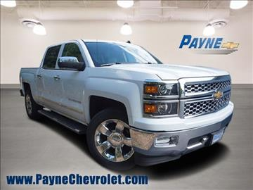 springfield chevy dealer payne chevrolet. Black Bedroom Furniture Sets. Home Design Ideas