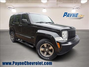 2008 Jeep Liberty for sale in Springfield, TN